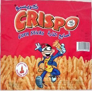 Crispo Corn Pillows Ketchup 14g