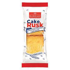 Euro Cake Rusk 44g
