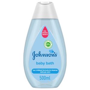 Johnson's Baby Bubble Bath Fresh 500ml