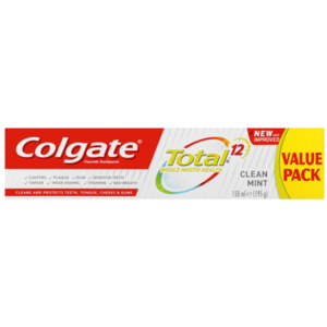 Colgate Total Clean Mint Tooth Paste 1pc