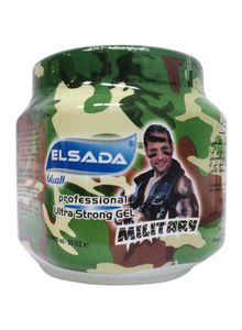 Elsada Ultra Strong Military Hair Gel 250ml