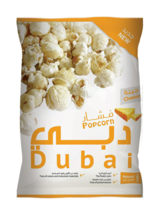 Dubai Popcorn Cheese 20g