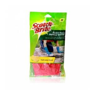 3M Scotch Brite Gloves Medium 1pack
