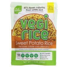 Vegi-Rice Sweet Potato Rice 200g