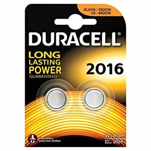 Duracell Battery Coin CR 2016 2s