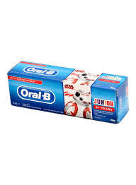Oral B Toothpaste Kids Starwars 6+ Years 75ml
