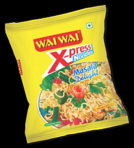 Wai Wai Masala Delight Noodles 140g