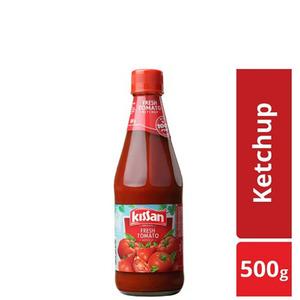 Kissan Fresh Tomato Ketchup 500g