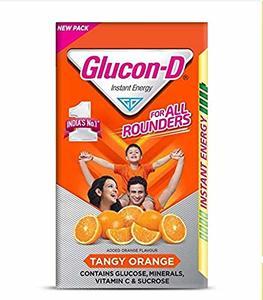 Glucon D Tangy Orange 200g