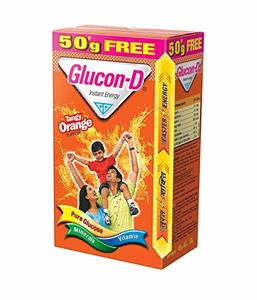 Glucon D Tangy Orange 450g