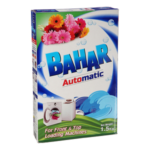 Bahar Enzymatic Detergent 1.5kg