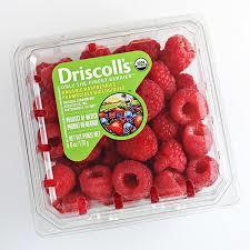 Raspberry Driscolls Mexico 170g