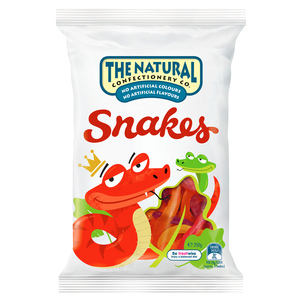 The Natural Confectionery Company Snakes 200g