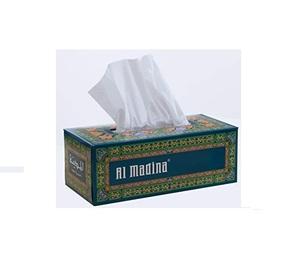 Al Madina Facial Tissues 5x200s