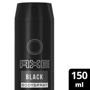 Axe Bodyspray For Men Black 150ml