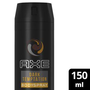 Axe Bodyspray For Men Dark Temptation 150ml