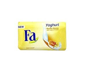 Fa Yoghurt Vanilla Honey Soap 6x175g