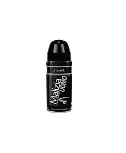 Malizia Uomo Silver Deodorant 150ml