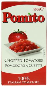 Pomito Chopped Tomatoes 3x500g