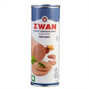 Zwan Luncheon Meat Turkey 850g