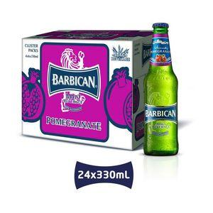 Barbican Pomegranate Non Alcholic 6x330ml