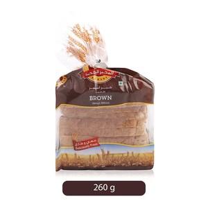 Al Jadeed Brown Bread Small 300g