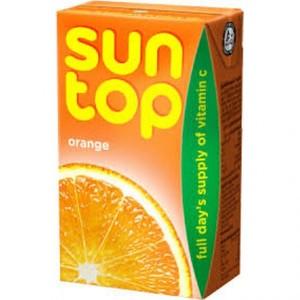 Suntop Orange 24x250ml