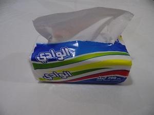 Al Wadi Facial Tissue 400s