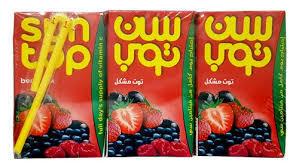 Suntop Berry Mix 24x250ml