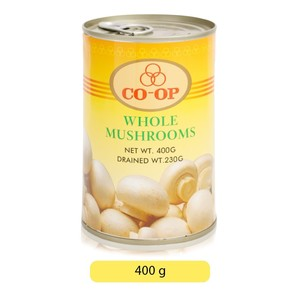 Co-Op Mushroom Whole 400g