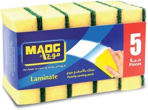 Maog Colour Sponge 5pc