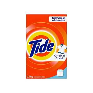 Tide Detergent 6x1.5kg