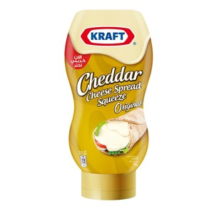 Kraft Cheese Squeeze 440g