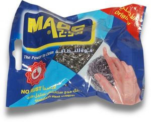 Maog Stainless Steel Scrubber 2pc
