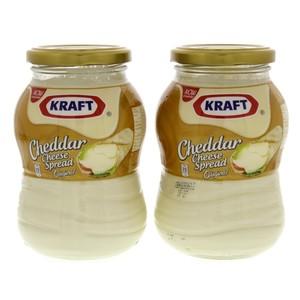 Kraft Gold Cheese 2x480g