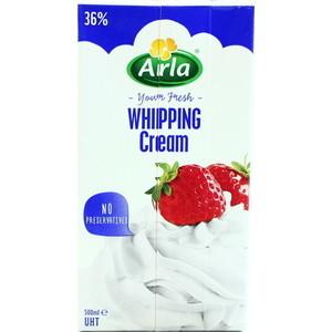 Arla Whipping Cream 500ml