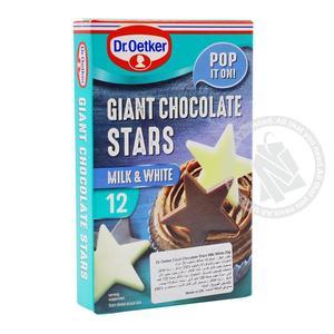 Dr.Oetkar Chocolate Stars 20g