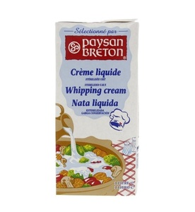 Payson Breton Whipping Cream 1L