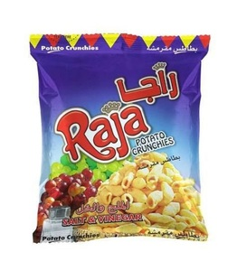 Raja Salt N Vinegar Chips 15g