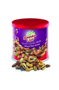 Bayara Snacks Mixed Nuts Extra Can 225g