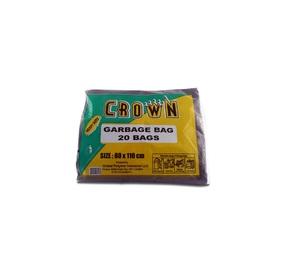 Crown Garbage Bags 80x110cms