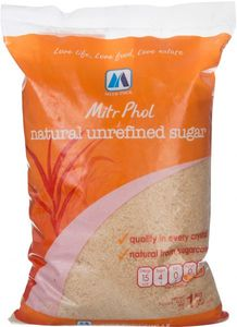 Mitr Phol Unrefined Sugar 1kg