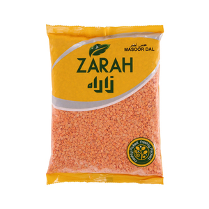 Zarah Masoor Dal 1000g
