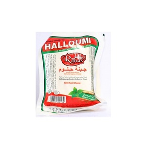 Renas Halloumi Cheese With Mint 200g