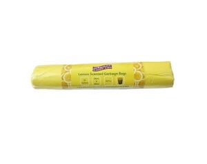Sharjah Lemon Scented Garbage Bags 10 Gallons