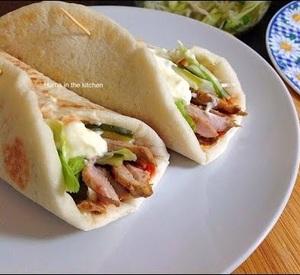 Al Khayam Arabic Bread Shawarma 25pc