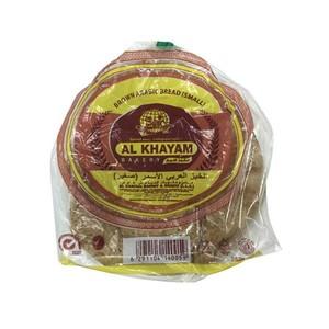 Al Khayam Arabic Bread Brown ( Large) 6pc