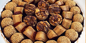 Al Qasar Al Libnani Semolina Sweet 300g