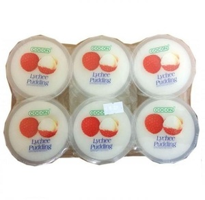 Cocon Lychee Pudding 118g