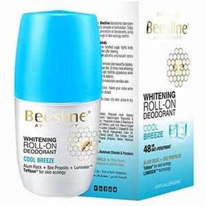 Beesline Pacific Island Roll On Deodorant 50ml